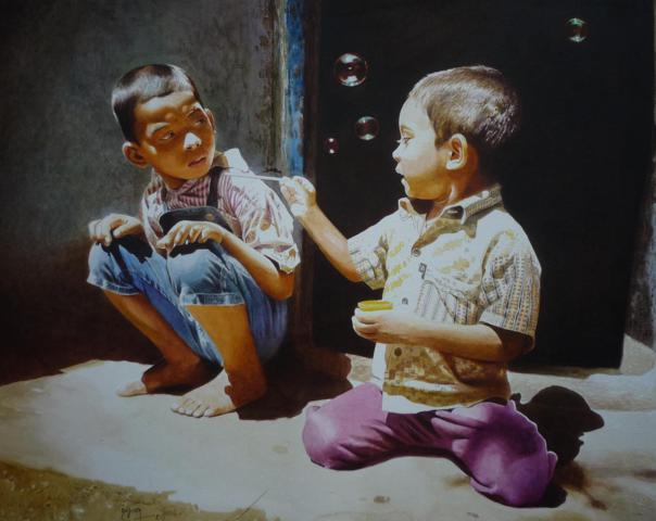 raghunath-sahoo-artist