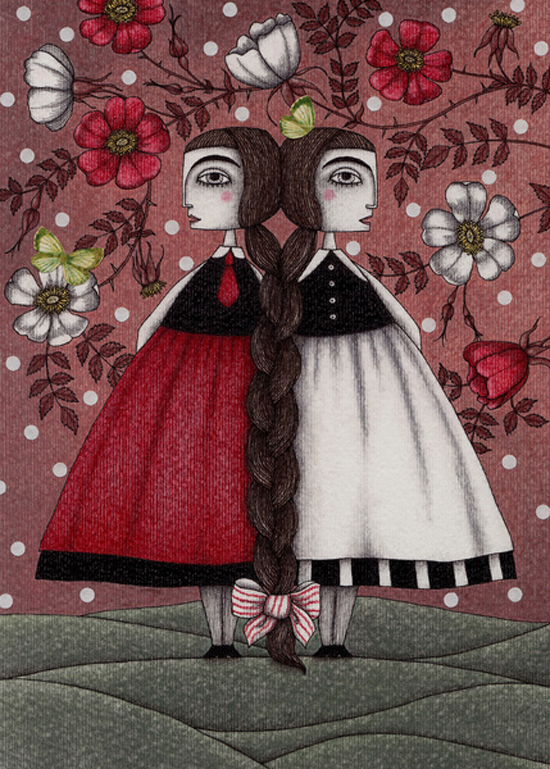 Snow-White-and-Rose-Red-by-Judith-Clay-17