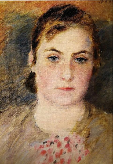 Портрет С.Д. Лебедевой 1936