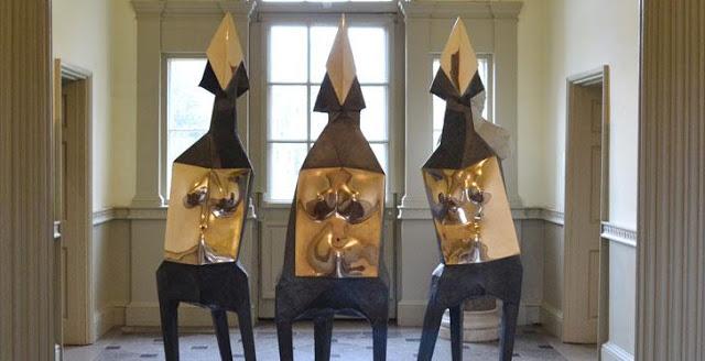 Lynn Chadwick _ sculptures _ artodyssey (14)
