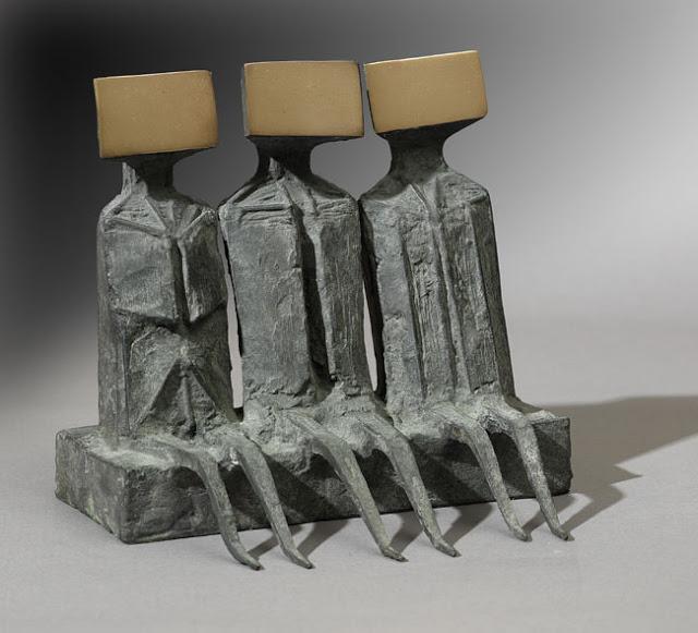 Lynn Chadwick _ sculptures _ artodyssey (15)