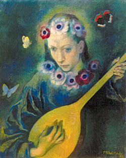 «Китайская песня» 1932 г