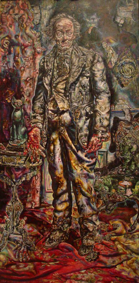 портрет Дориана Грэя