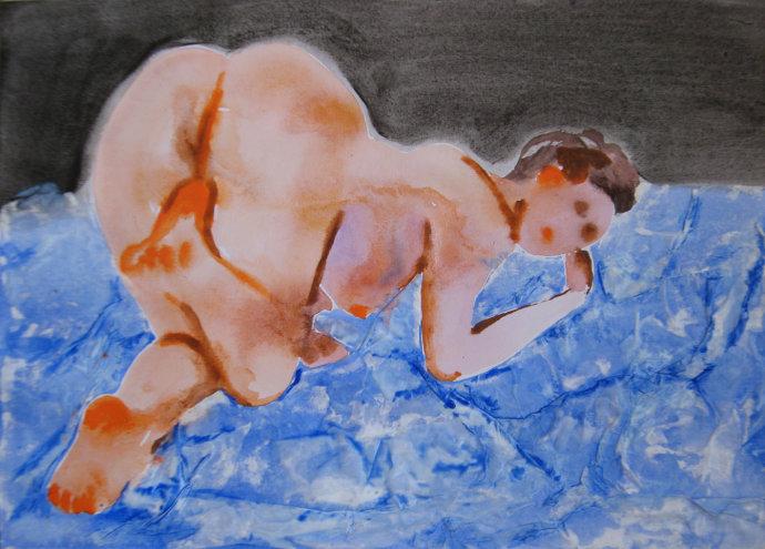 Современная эротическая живопись фото 670-943