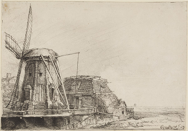 The Windmill, 1641 год