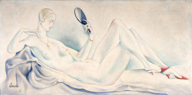 female-nude-for-the-decoration-of-bristol-club-1926
