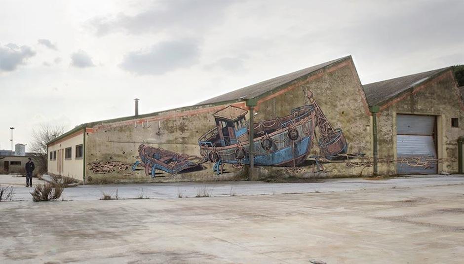 Street-Art-by-Aryz-in-Catalunya
