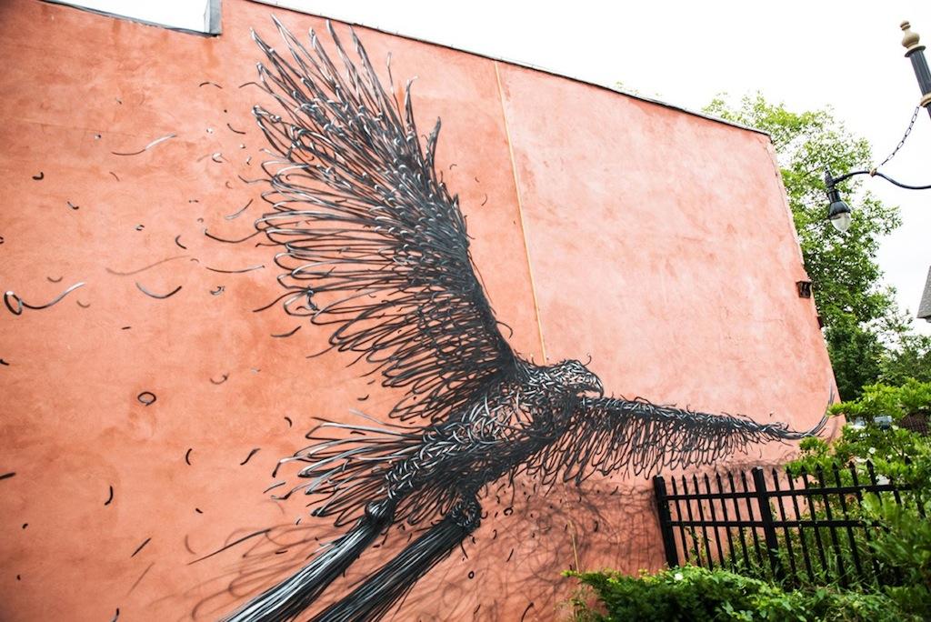 В Рочестере, штат Нью-Йорк. Фото Марка Deff.