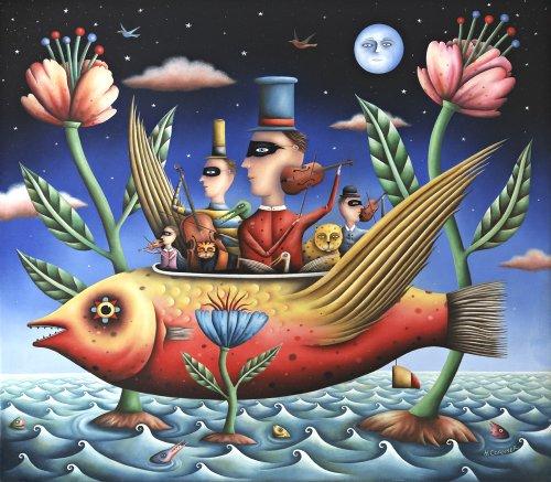 String Quartet in Sea Minor_607
