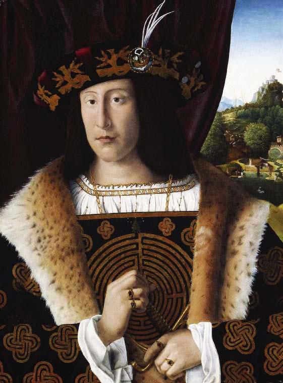 Бартоломео ди Джованни, 1480-1501 Портрет мужчины