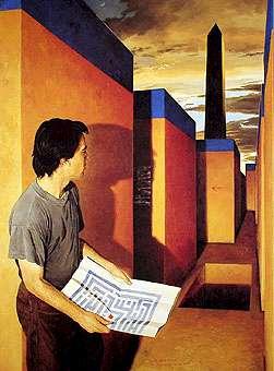 Роберто Гонсалес Фернандес, L II Лабиринт, 1997