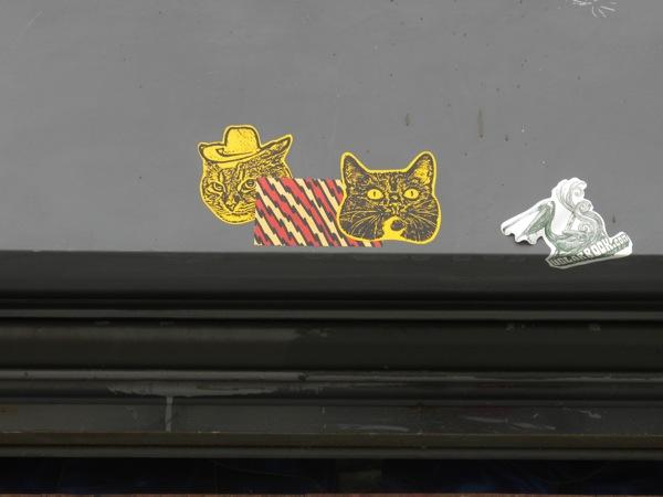 street-art-stickers-cat-cult