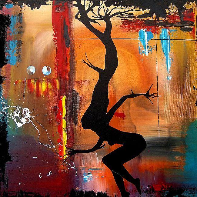 abstract-404-3030-Original-Abstract-Art-Wood-Nymph