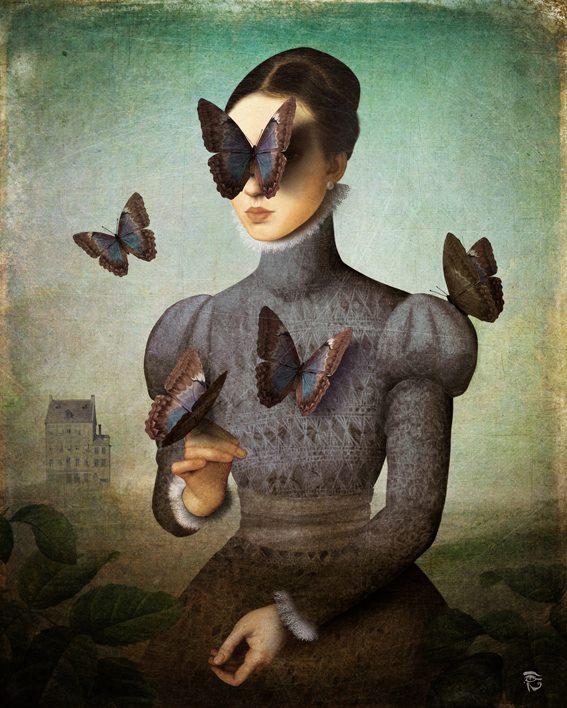 Christian Schloe - Austrian Surrealist Digital painter - Tutt'Art@ (21)