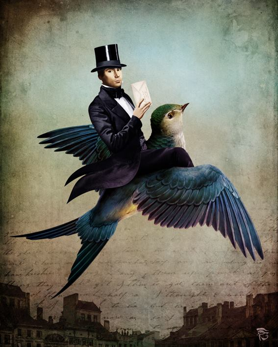 "Christian Schloe - Austrian Surrealist Digital painter - Tutt""Art@ (24)"