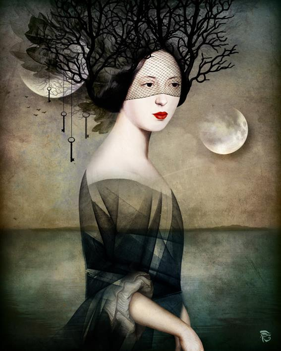 "Christian Schloe - Austrian Surrealist Digital painter - Tutt""Art@ (44)"