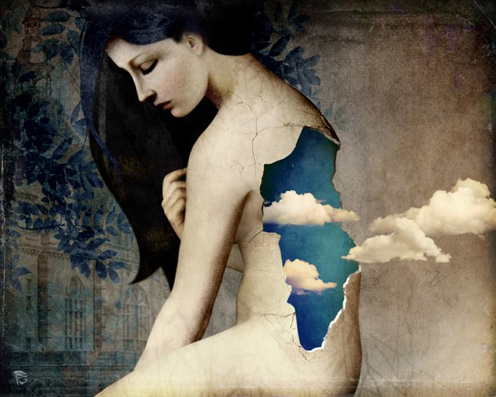 "Christian Schloe - Austrian Surrealist Digital painter - Tutt""Art@ (84)"