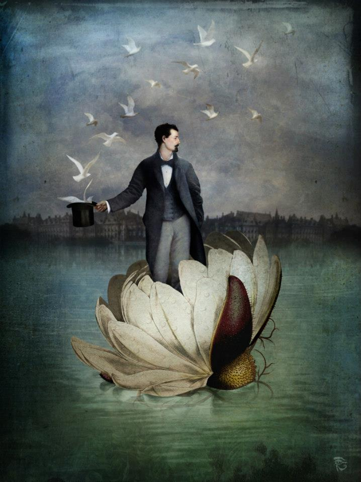"Christian Schloe - Austrian Surrealist Digital painter - Tutt""Art@ (92)"