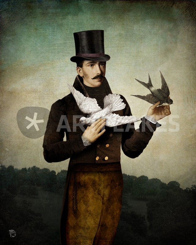 man-with-birds