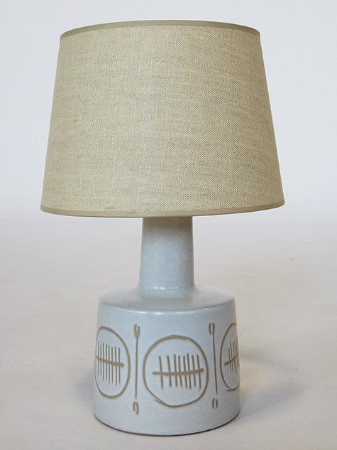 Martz настольная лампа с граффито