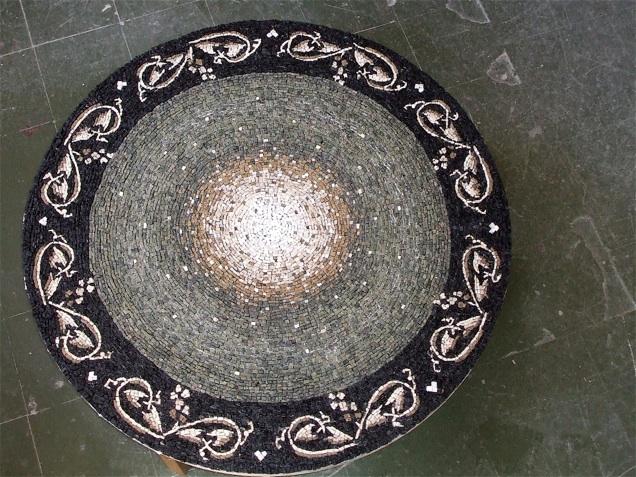 Римская Медальон Sunburst