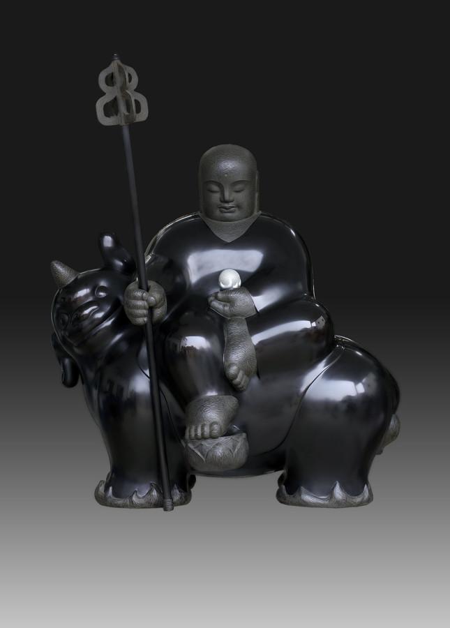 li.chen.bronze.ksitigarbhabodhisattva
