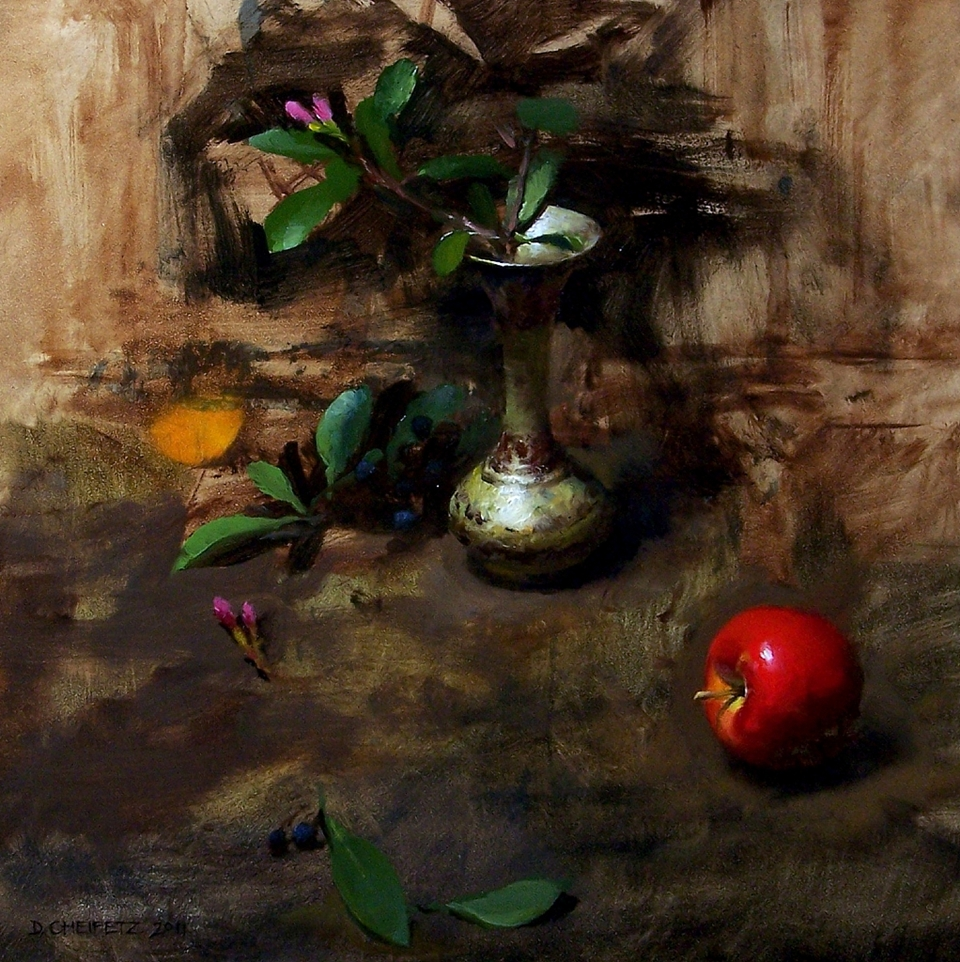 David Cheifetz 1981 - American Still Life painter - Tutt'Art@ (49)