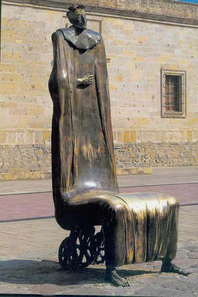 Alejandro Colunga sculptures_artodyssey_chairs (14)