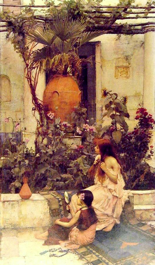 waterhouse_at_capri