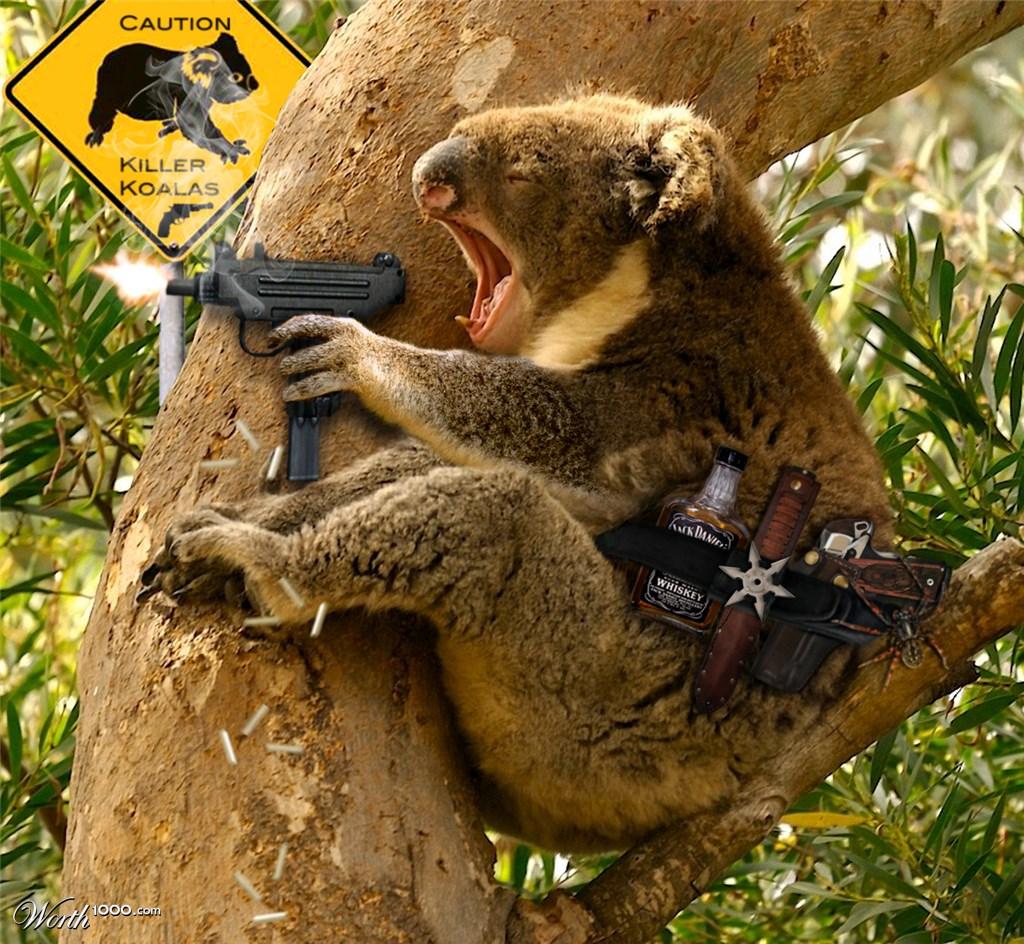 Смертельный Koala