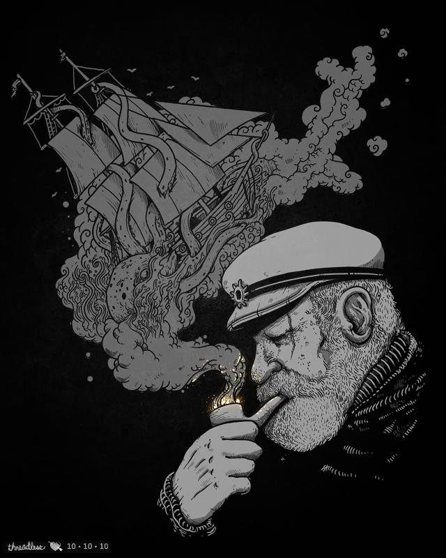 Капитан и память