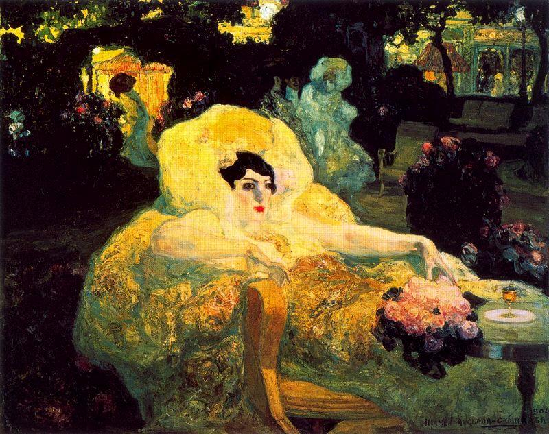 Le Paon Blanc - 1904