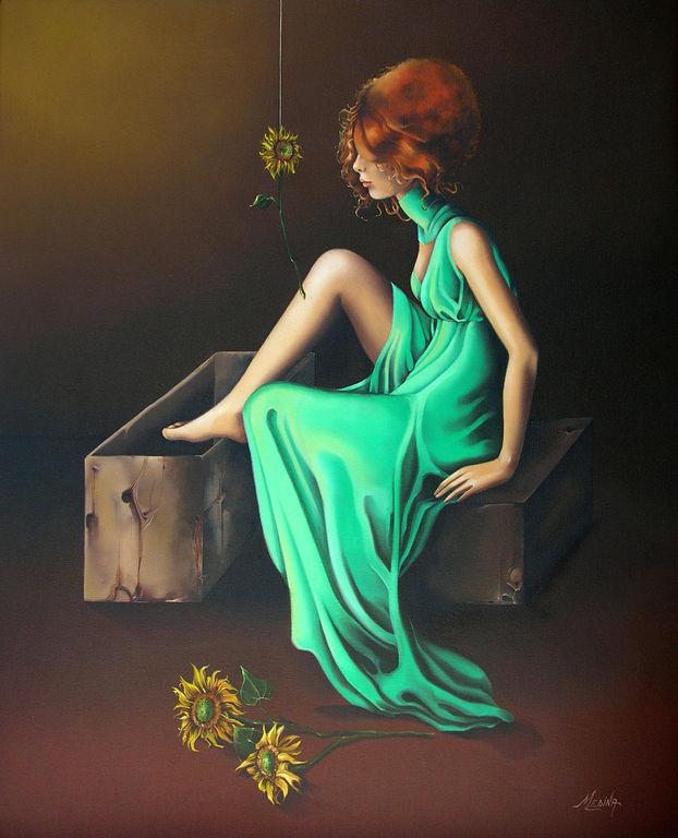 Evita Medina - Spanish Figurative painter (13)