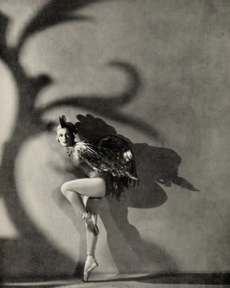 Русский балет, 1930. Фото  Хорста П.