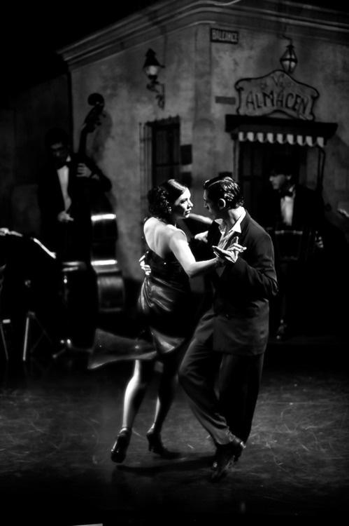 Танго в Буэнос-Айресе