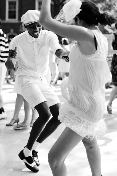 танцы Sartorialist