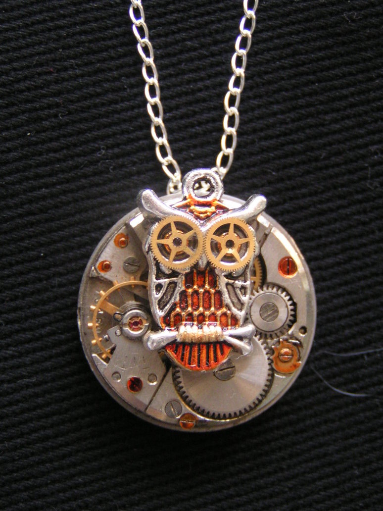 steampunk_owl_pendant_by_lollollol2-d50t4kr