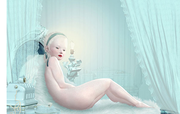 голые попы раком девочек фото
