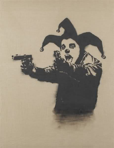 banksy_insaneclown