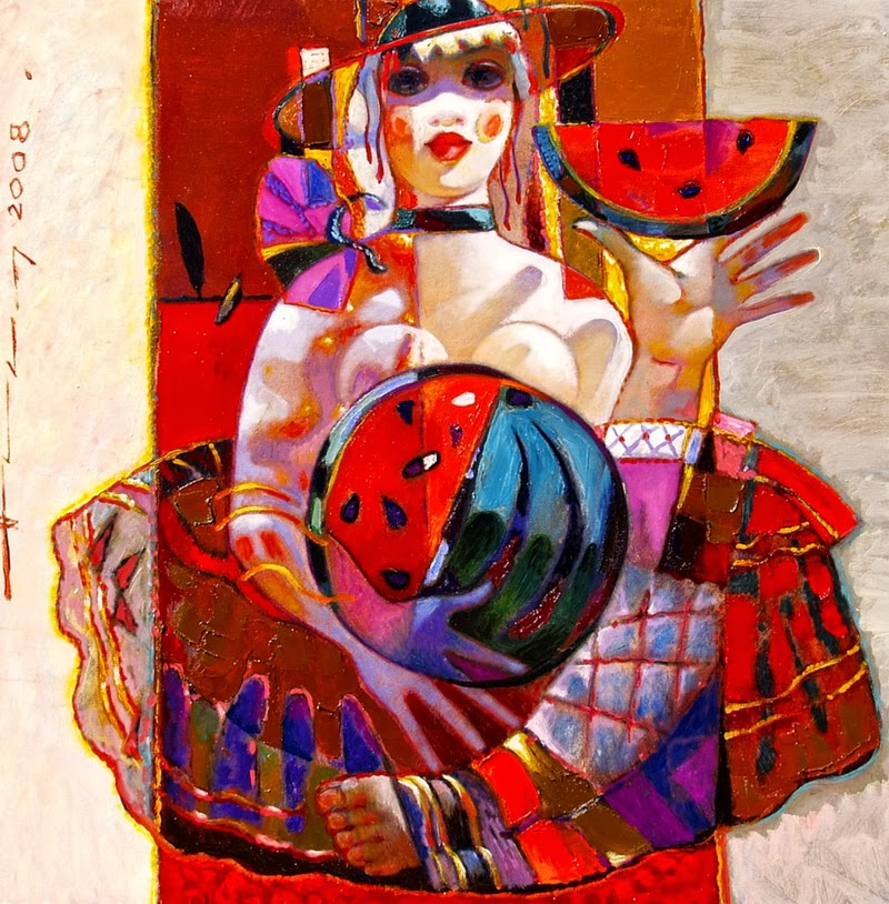 Nikolay Prokopenko -Николай Прокопенко_painting_artodyssey (14)