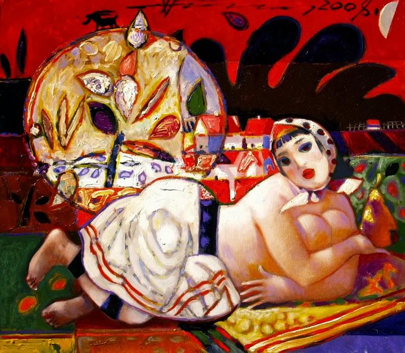 Nikolay Prokopenko -Николай Прокопенко_painting_artodyssey (21)