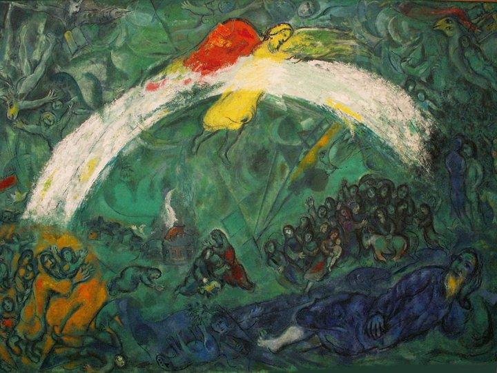 Marc Chagall - Tutt'Art@ - (76)