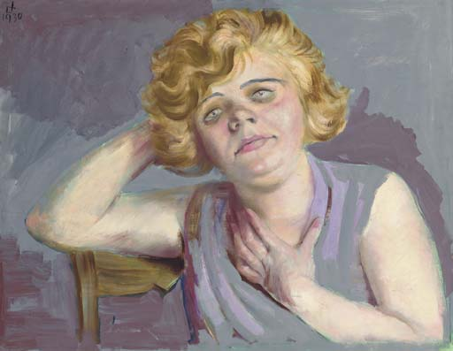 Otto-Dix-Girl-with-arms-propped