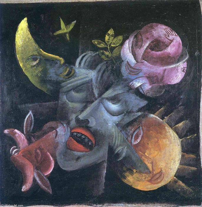 Otto-Dix-Longing-Self-Portrait