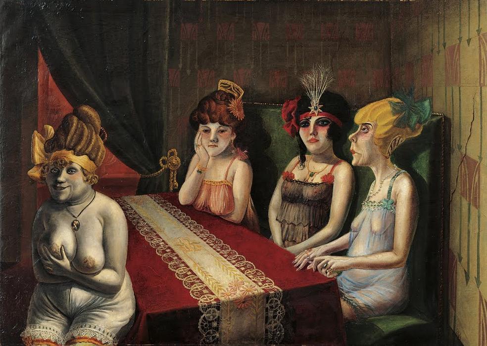 Otto-Dix-The-Saloon-I