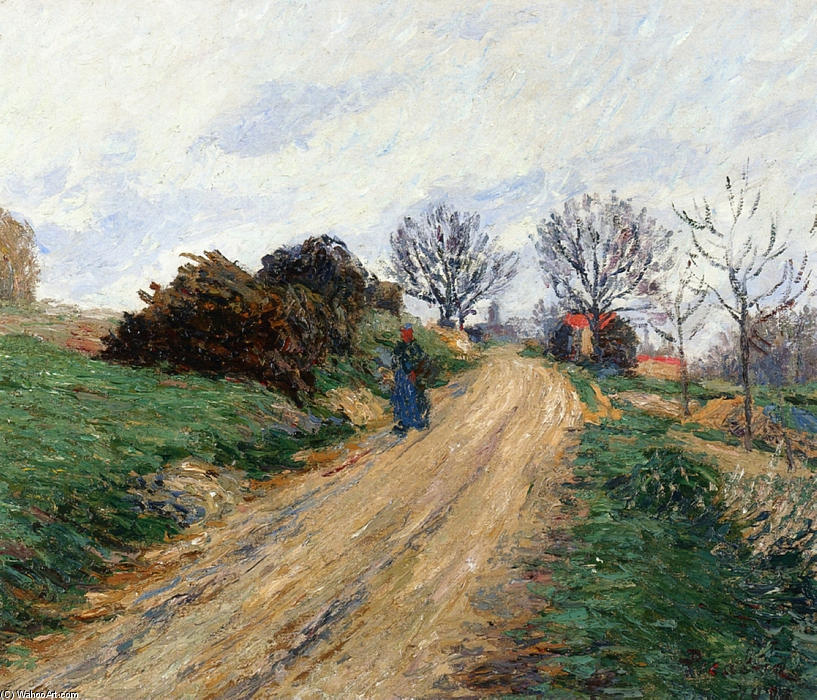 Francis-Picabia-Moret-Route-of-Pres