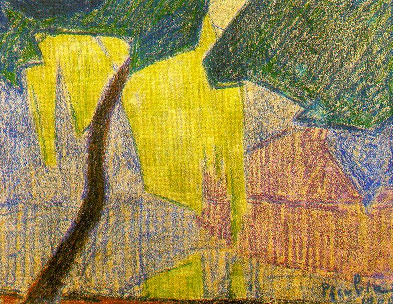 Francis-Picabia-Jardines-de-Saint-Cloud