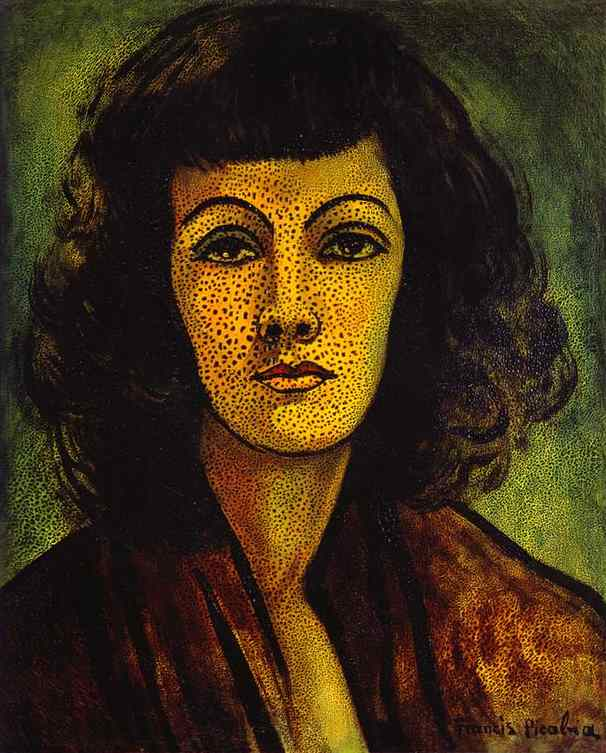 Francis+Picabia+-+Portrait+of+Woman+