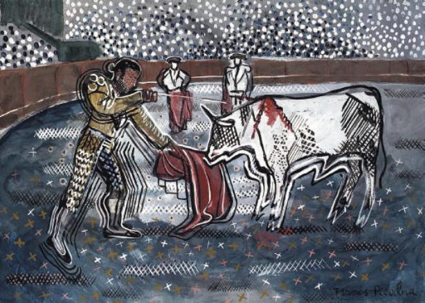 Francis-Picabia-La-corrida