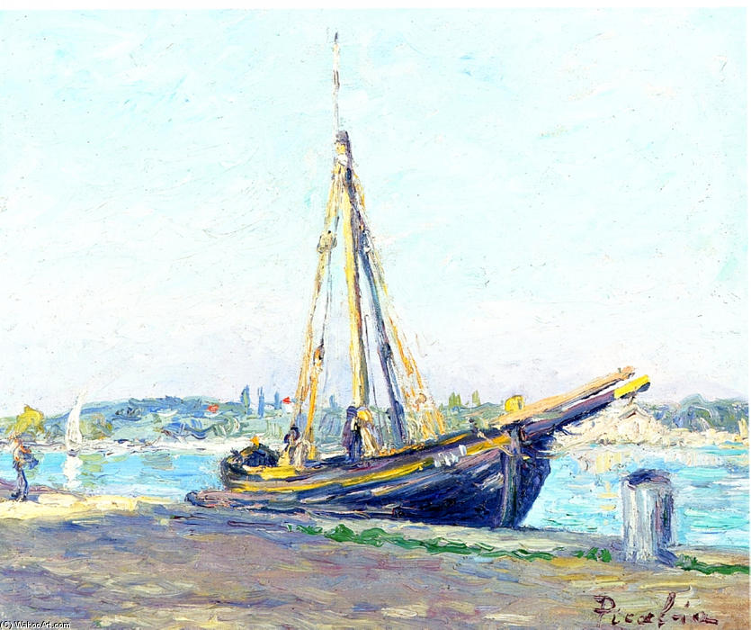 Francis-Picabia-The-Martigues
